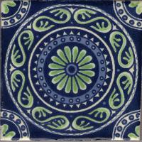 Azulejo mexicain